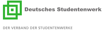 Logo des Deutschen Studentenwerks - Link zur Startseite