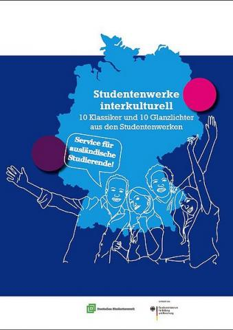 Cover Studentenwerke interkulturell