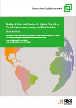 "Cover ""Student Affairs and Services in Higher Education"""