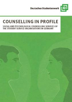 "Cover ""Counselling in Profile"""
