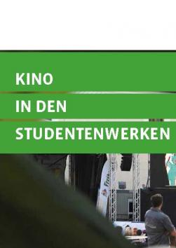 Cover Kino in den Studentenwerken