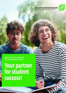"Cover ""Your partner for student success!"""